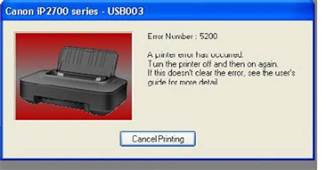 reset ip2770 error code 006 service printer how to reset canon ip2770 error 5200