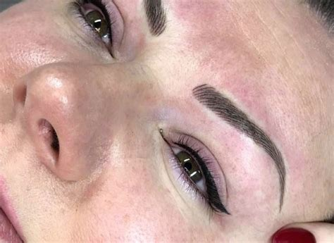 tattoo eyeliner glasgow perfect eyebrows and eyeliner permanent make up glasgow
