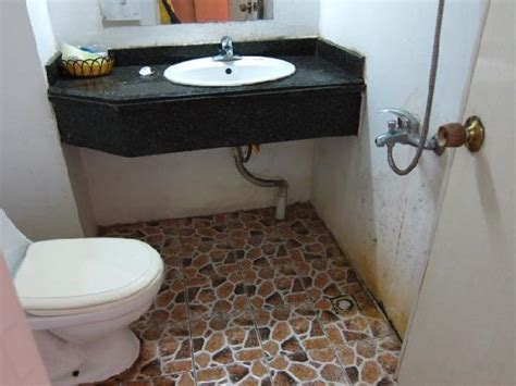 disgusting bathroom pictures not at all what we expected zhengyang yizhan pictures