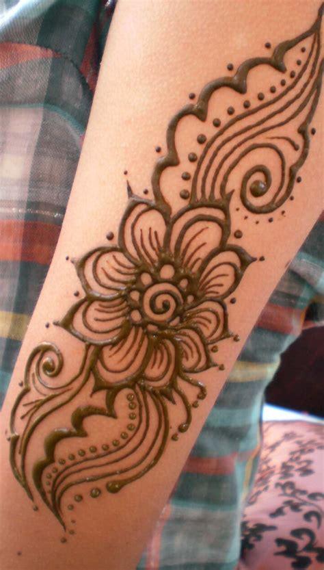henna flower henna pinterest