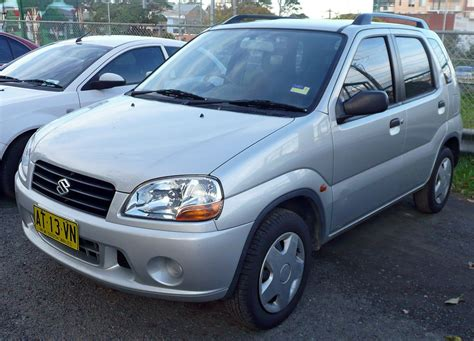 Suzuki Ignis Wiki Suzuki Ignis