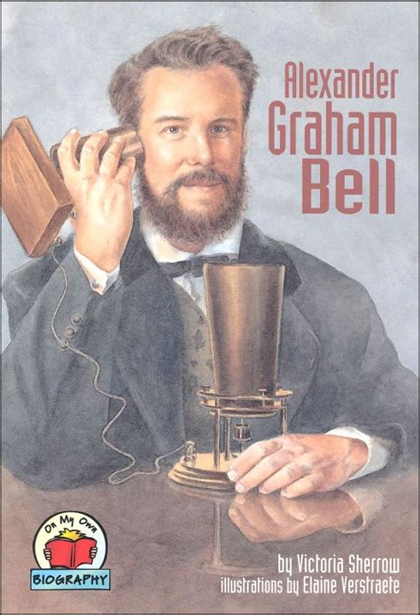 biography of alexander graham bell wikipedia alexander graham bell on my own biography 018385