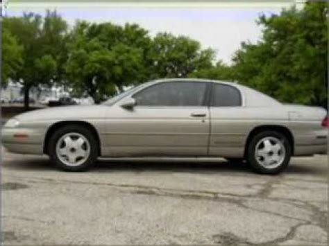 airbag deployment 1998 chevrolet monte carlo security system 1998 chevrolet monte carlo problems online manuals and repair information