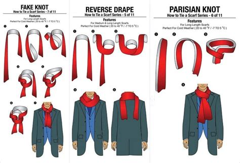 11 ways a guy can tie his scarf the huffington post how to tie scarf for men in 11 different ways
