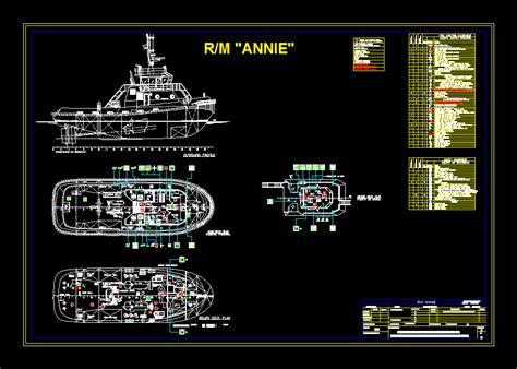 tekne balıkçılığı tekneleri gemi kategorisi autocad projeleri 73191