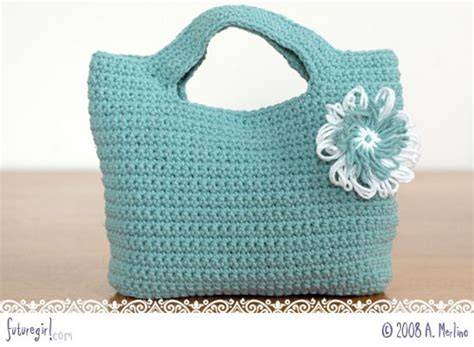 pattern crochet bag free free crochet bag pattern crochet pinterest