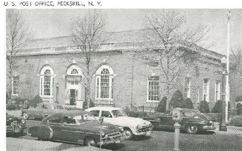 Mahopac Post Office by Post Office Photo Collection Post Collectors Club