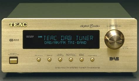 radio now co uk picture of teac t h300dab tuner