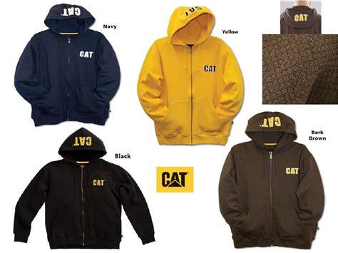 Jaket Zipper Sweater Hoodie Caterpillar Hitam 5 mens caterpillar cat 174 zip front hoodie jacket new ebay