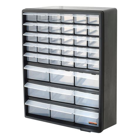 39 drawer blue multi tools diy storage cabinet organiser