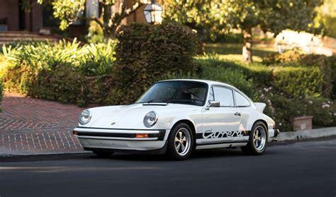 Porsche 911 Carrera 1974 by Rm Arizona 2016 1974 Porsche 911 Carrera 2 7 Mfi Coupe