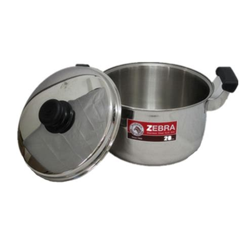 Jual Panci Stainless Steel Zebra zebra stainless steel cooking pot 28 end 5 10 2019 2 33 am