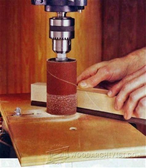 pattern drum sander 1017 diy oscillating spindle sander woodarchivist