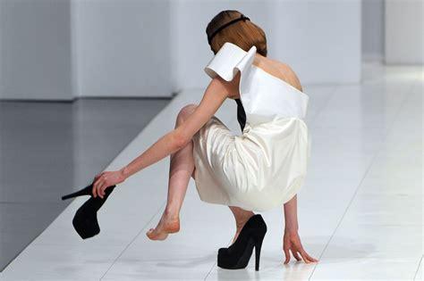 Sepatu Big Heels how did we keep our from bleeding during new york