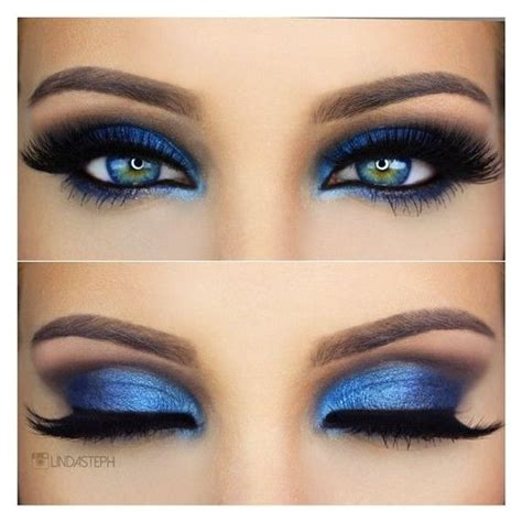 Eyeshadow For Dress 17 best ideas about blue dress makeup on prom