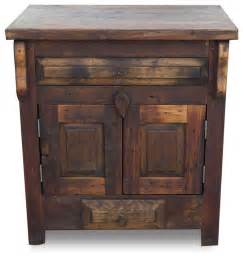 cool reclaimed wood bathroom vanity on reclaimed wood