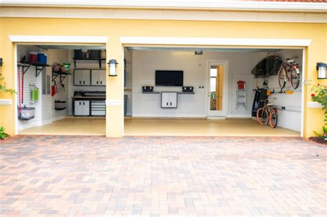 Four Ways Garage by Garage Renovation Ideas Home Design Closet Envee