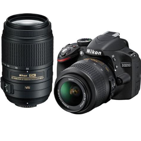 Cek Kamera Nikon D3200 reviews nikon d3200 24 2 mp cmos digital slr with 18 55mm f 3 5 5 6g af s dx vr