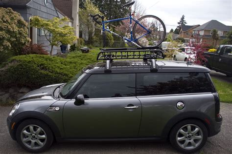 Clubman Roof Rack by Clubman Roof Rack Cosmecol
