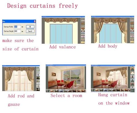 drapery design software curtain design software free curtains for living room