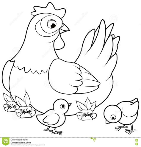 chicken sandwich coloring page i love chicken coloring page royalty free stock photo