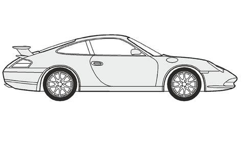 porsche drawing how to draw a porsche 911 gt3 как нарисовать porsche 911