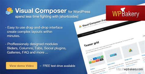 themeforest visual composer die 20 besten wordpress plugins f 252 r juni 2012