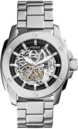 Fossil Me3080 By Fossil watchismo times new fossil mechanical watches