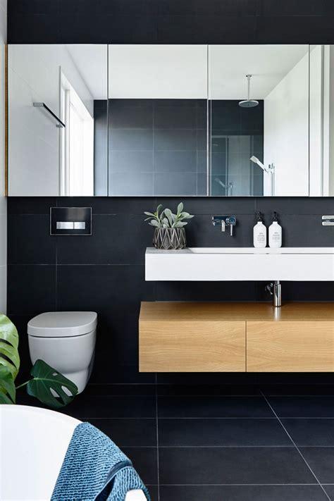 5 Sleek & Minimal Bathroom Designs