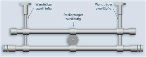 gardinenstange fur dachschrage gardinenstange zweil 228 ufig mit deckenhalterung universal 20
