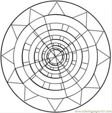 printable coloring pages kaleidoscope free coloring pages of kaleidoscope
