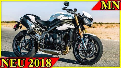 Triumph Motorrad Kleidung by Triumph Speed 2018 Neues Bike In Alter Kleidung
