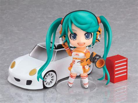 Nendoroid 109 Racing Miku Nendo Vocaloid N72 nendoroid 109a racing miku 2010 nendo addicts