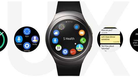 Samsung Gear S2 New samsung gear s2 smartwatch announced droid lessons