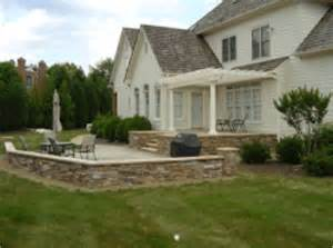 images stamped concrete patio: stamped concrete retaining walls for pinterest