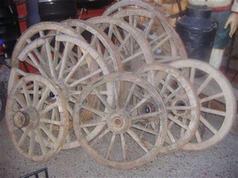 ruedas de carretas antiguas