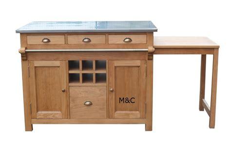 meuble central cuisine pas cher meuble central cuisine ilot central cuisine industriel 37