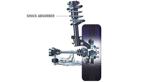 Shock Absorber Depan Nissan March Asli sm motors auto parts store