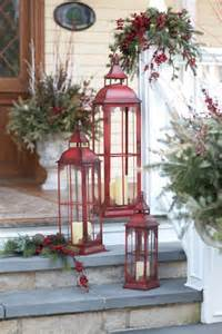 Banister Planters 29 Cozy And Inviting Winter Porch D 233 Cor Ideas Gardenoholic