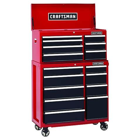 Tool Cabinet Sears by Craftsman 114492 40 Inch 9 Drawer Heavy Duty Rolling Tool