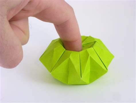 Folded Paper Toys - the greatest origami by toshikazu kawasaki book