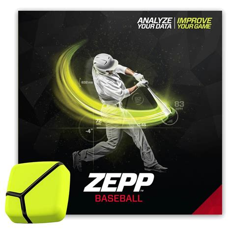 swing analyzer zepp baseball softball swing analyzer busted wallet