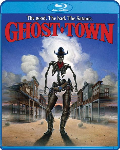 film ghost town blu ray review the goofy 80 s horror western ghost town