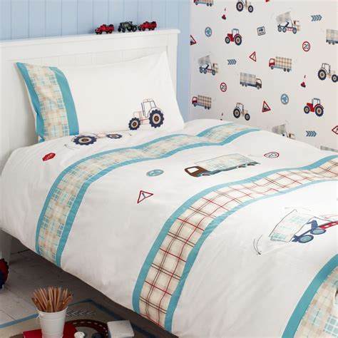 laura ashley kids bedroom tractors and trucks bedset at laura ashley kids room