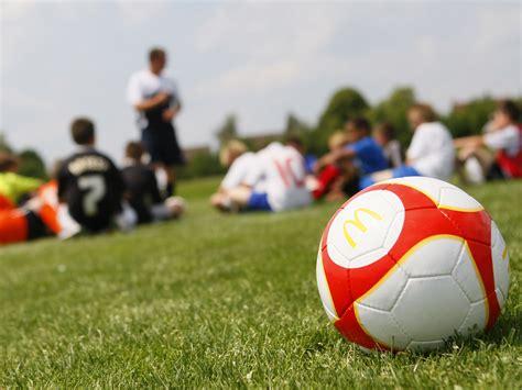 football on fa community awards mcdonalds co uk