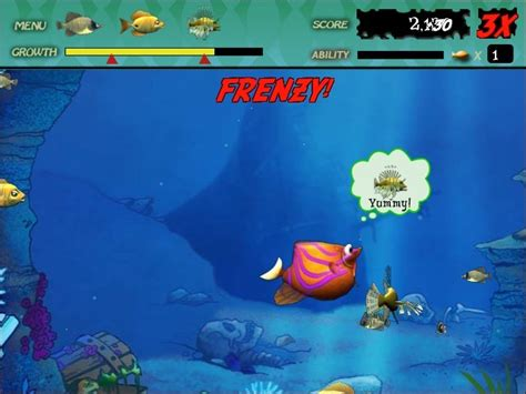 download game fishing mod offline feeding frenzy download
