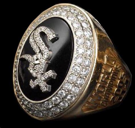 white sox 2005 world series ring rings that bling