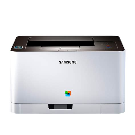 samsung laser color printer samsung slc410w 18ppm nfc wifi 2400 x 600 dpi 300mhz