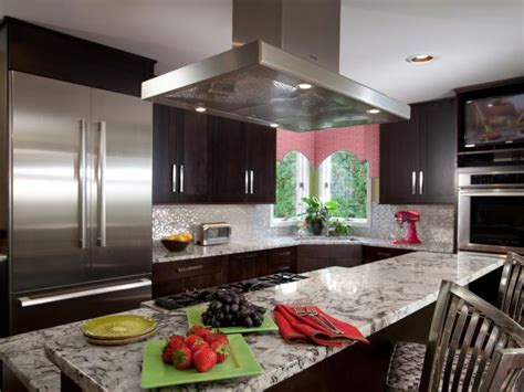 new ideas for kitchens kitchen design ideas hgtv