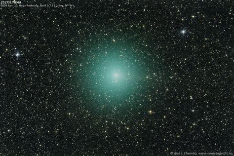 Telescop Comet 3 9 X 40 Aoe comet 252p linear apr 10 2016 sky telescope